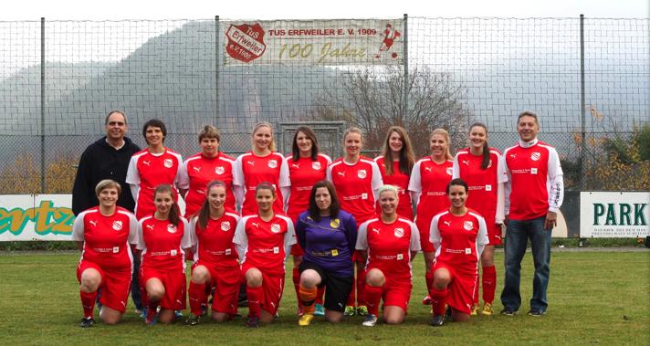 Damenmannschaft 2015/2016