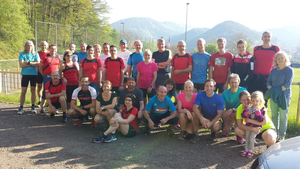 TuS Erfweiler Laufabteilung 2018