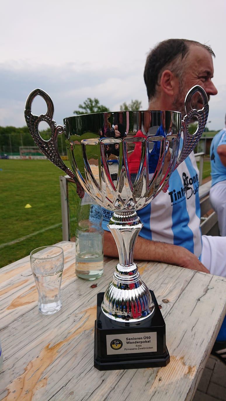 Ü50 Pokal 2018-2019