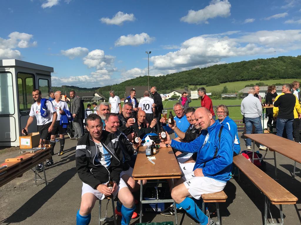 Mannschaft Ü50 Südwestpokal 2018-2019