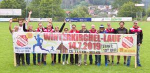 Laufabteilung Winterkirchel-Lauf 2019